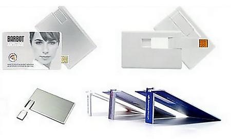 clé usb carte de crédit - plusieurs modèles de clés USB
