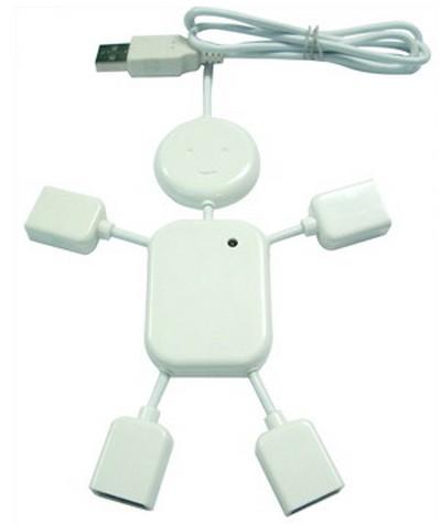 gadget informatique : hub USB