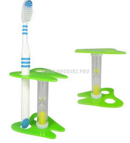 gadget cadeau : brosse à dents et son support