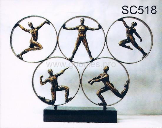 objet personnalisé - la sculpture - monde de l'art