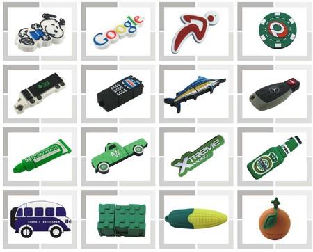 objet publicitaire : gamme de clés USB